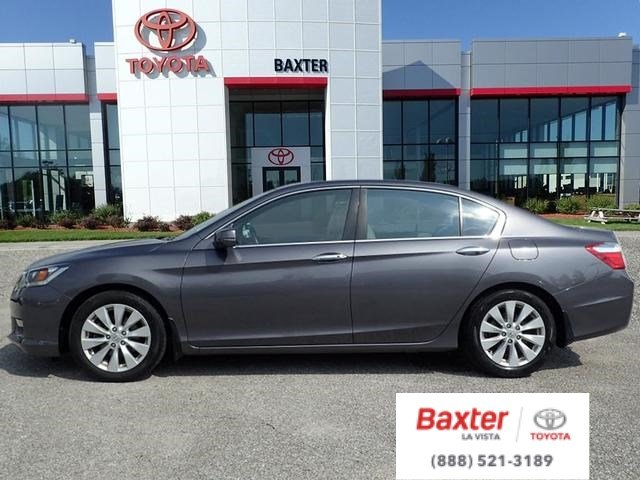 Pre Owned 2015 Honda Accord Sedan EX L