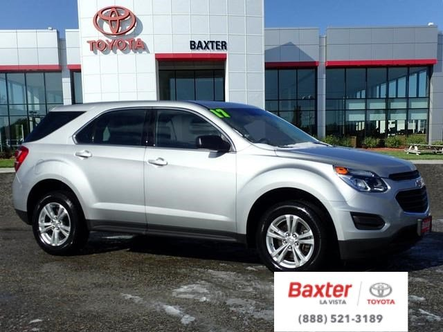 Pre-Owned 2017 Chevrolet Equinox L