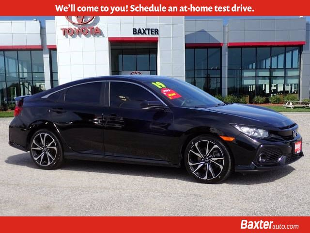 Pre-Owned 2019 Honda Civic Si Sedan Manual