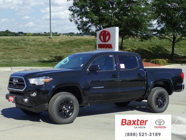 New 2019 Toyota Tacoma 4wd Sr5 Double Cab In La Vista S7011
