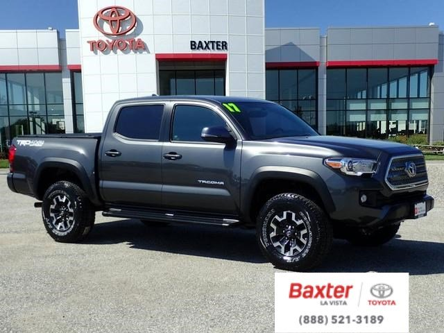 Certified Pre-Owned 2017 Toyota Tacoma TRO