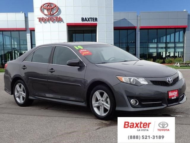 Certified Pre Owned 2014 Toyota Camry Se 4dr Car In La Vista S3018a