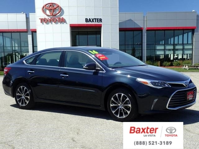 Certified Pre-Owned 2016 Toyota Avalon XLS