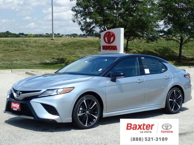 New 2018 Toyota Camry Xse V6 4dr Car In La Vista R3383 Baxter