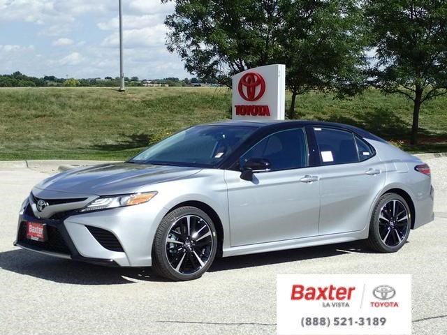 New 2019 Toyota Camry Xse V6 4dr Car In La Vista S3009 Baxter