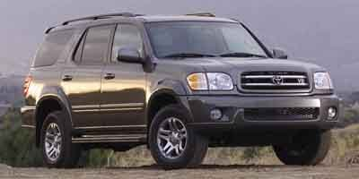 Pre-Owned 2003 Toyota Sequoia SR5