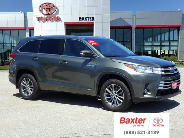 Certified Pre-Owned 2018 Toyota Highlander Hybrid XLE