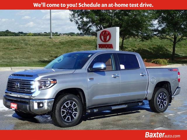 New 2020 Toyota Tundra 4WD 1794 Edition