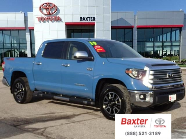 Certified Pre-Owned 2019 Toyota Tundra 4WD Limited
