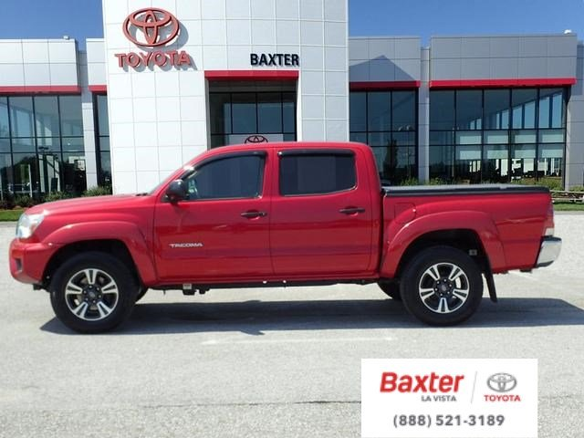 Pre Owned 2013 Toyota Tacoma 4WD Double Cab V6 AT