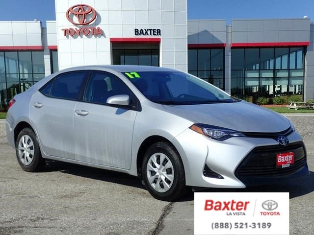 Certified Pre-Owned 2017 Toyota Corolla BSE