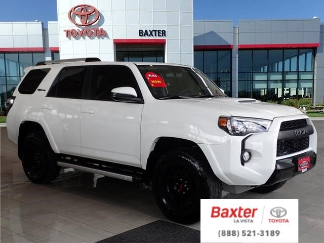 Certified Pre-Owned 2018 Toyota 4Runner TRG