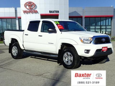 Certified Pre-Owned 2015 Toyota Tacoma STD