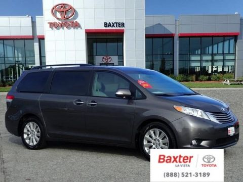 Certified Pre-Owned 2014 Toyota Sienna LIM