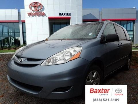 Pre-Owned 2008 Toyota Sienna LE