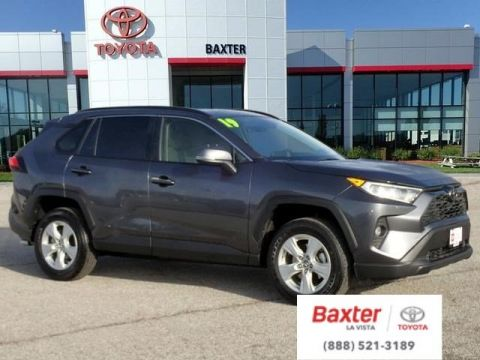 Certified Pre-Owned 2019 Toyota RAV4 SP